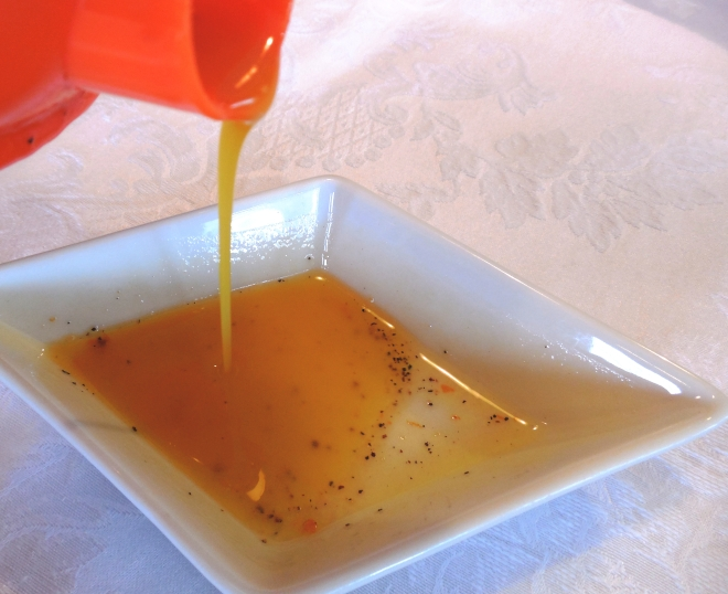 Orange Vinaigrette