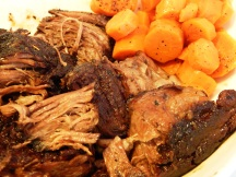 Easy Moist & Tender Pot Roast