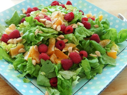 Delicate Butter Lettuce Salad