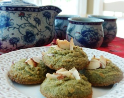 Matcha Green Tea Cookies