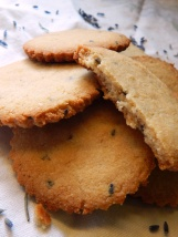 Lavender Sugar Cookie