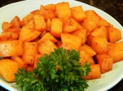 Flavorful Golden Beet Sautee