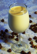 Toasted Hazelnut Vanilla Nut Milk