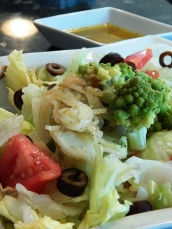 Italian Romenesko Fennel Salad with Italian Vinaigrette
