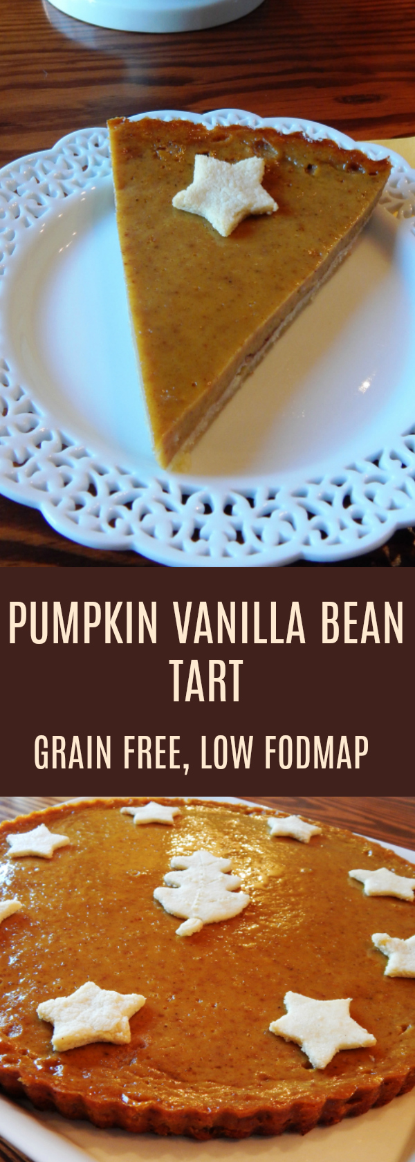 Pumpkin Tart