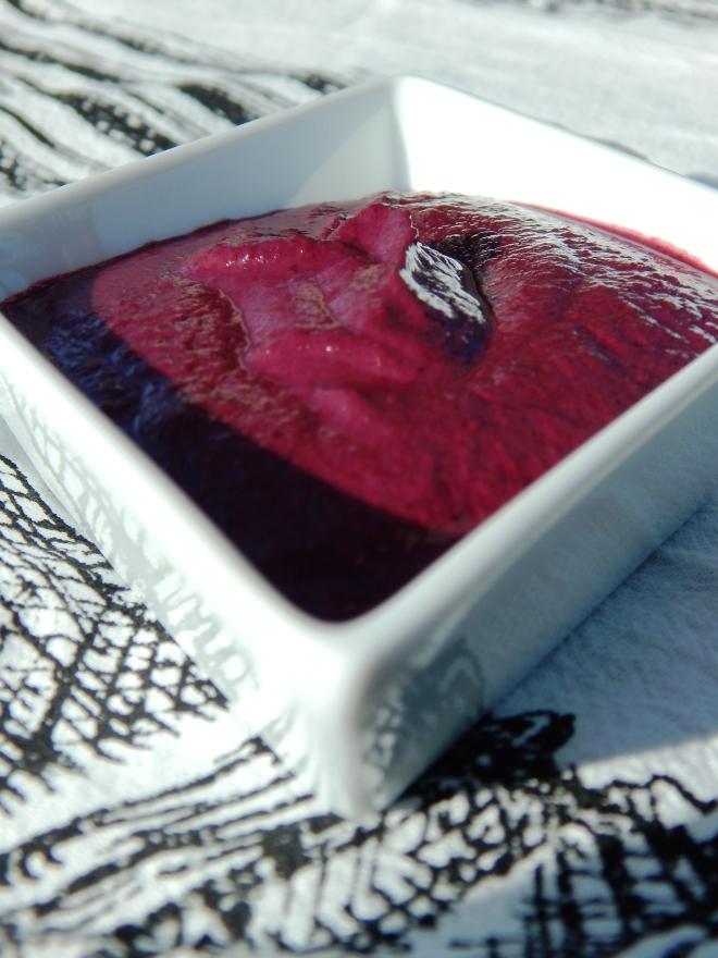 Berrylicious Salad Dressing