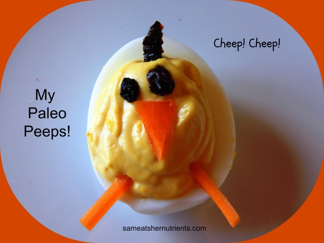 Paleo Peeps 2 with text