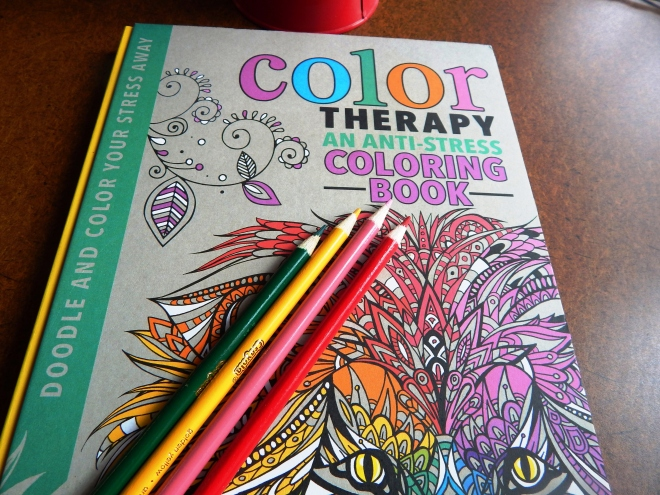 Stress Reducing Color Therapy (Coloring Isn't Just for Kids)
