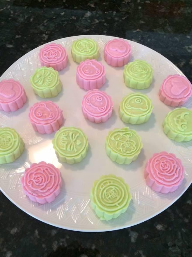Gluten Free Moon Cakes