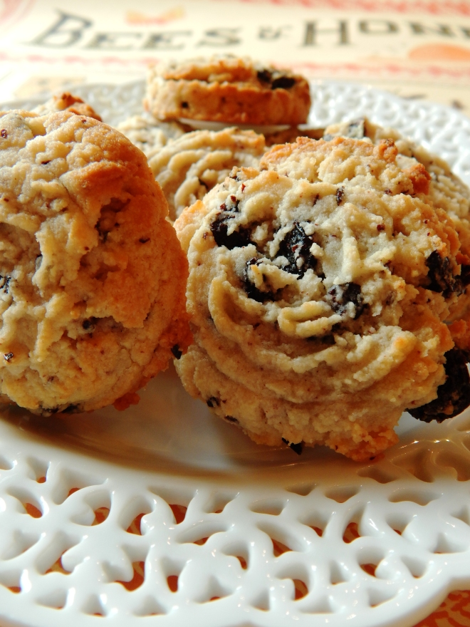Sour Cherry & Honey Cookies 5