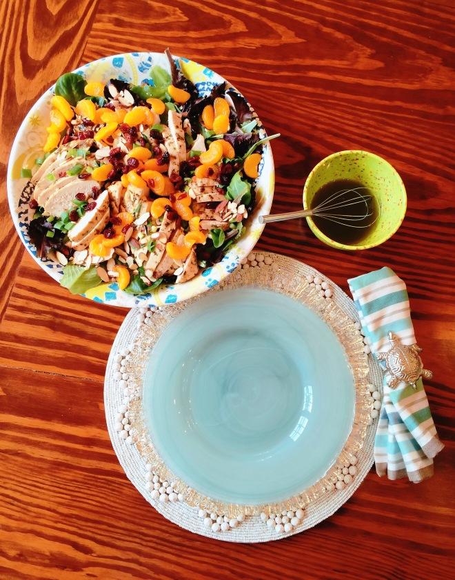 Bistro Lemon Chicken Salad