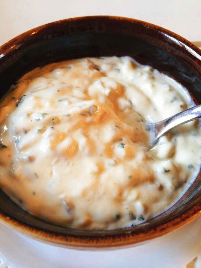 Tartar Sauce in a Bowl