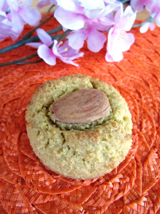 Grain Free Chinese Almond Cookie