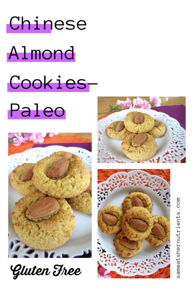 Chinese Almond Cookies - Paleo Gluten Free