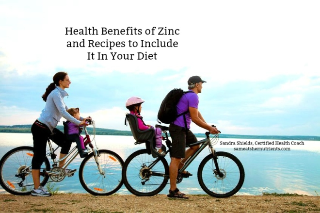 Health Benefits of Zinc and Recipes to Include it in your Diet