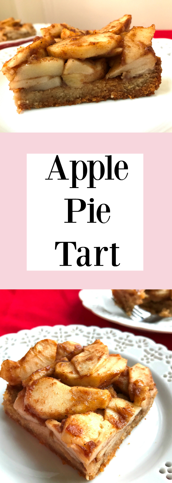Apple Pie Tart Pin