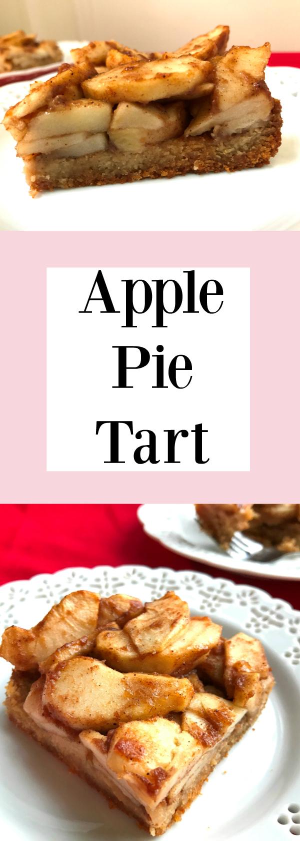 Apple Pie Tart Pin