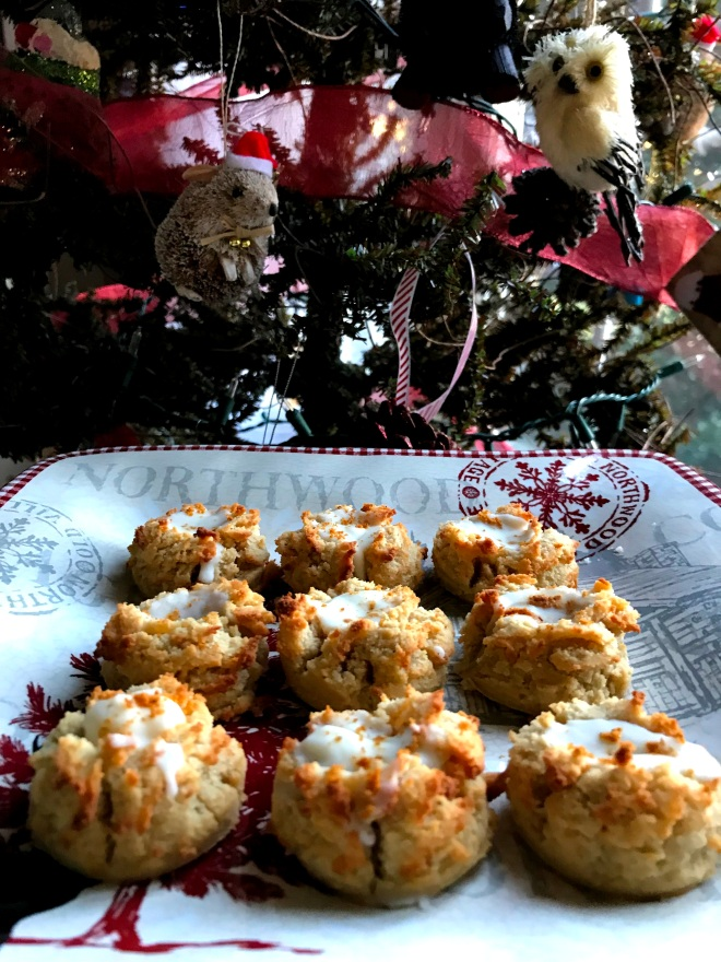 Eggnog Cookies - Egg, Nut and Dairy Free (2)