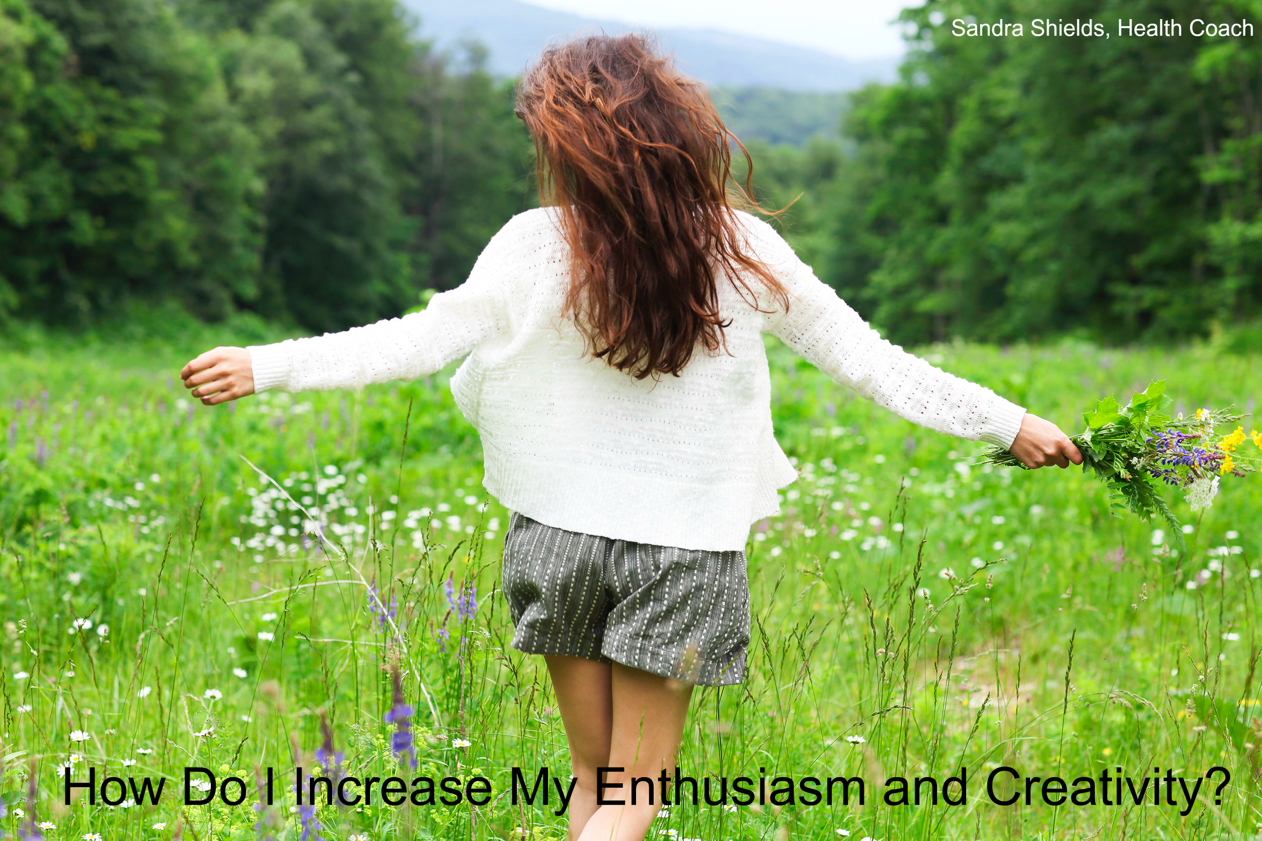 Enthusiasm and Creativity