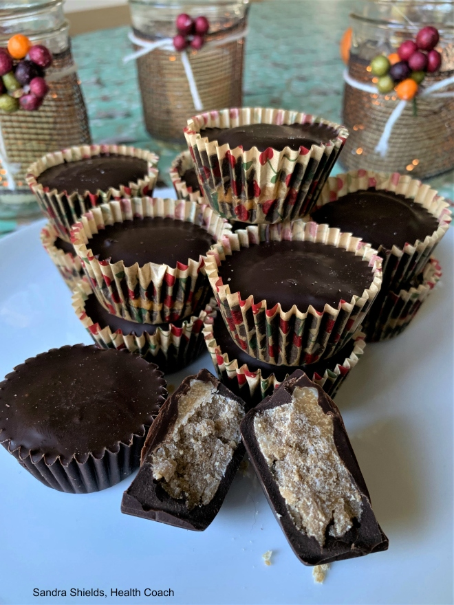 Chocolate Mocha Cups Dairy Free Gluten Free Delicious