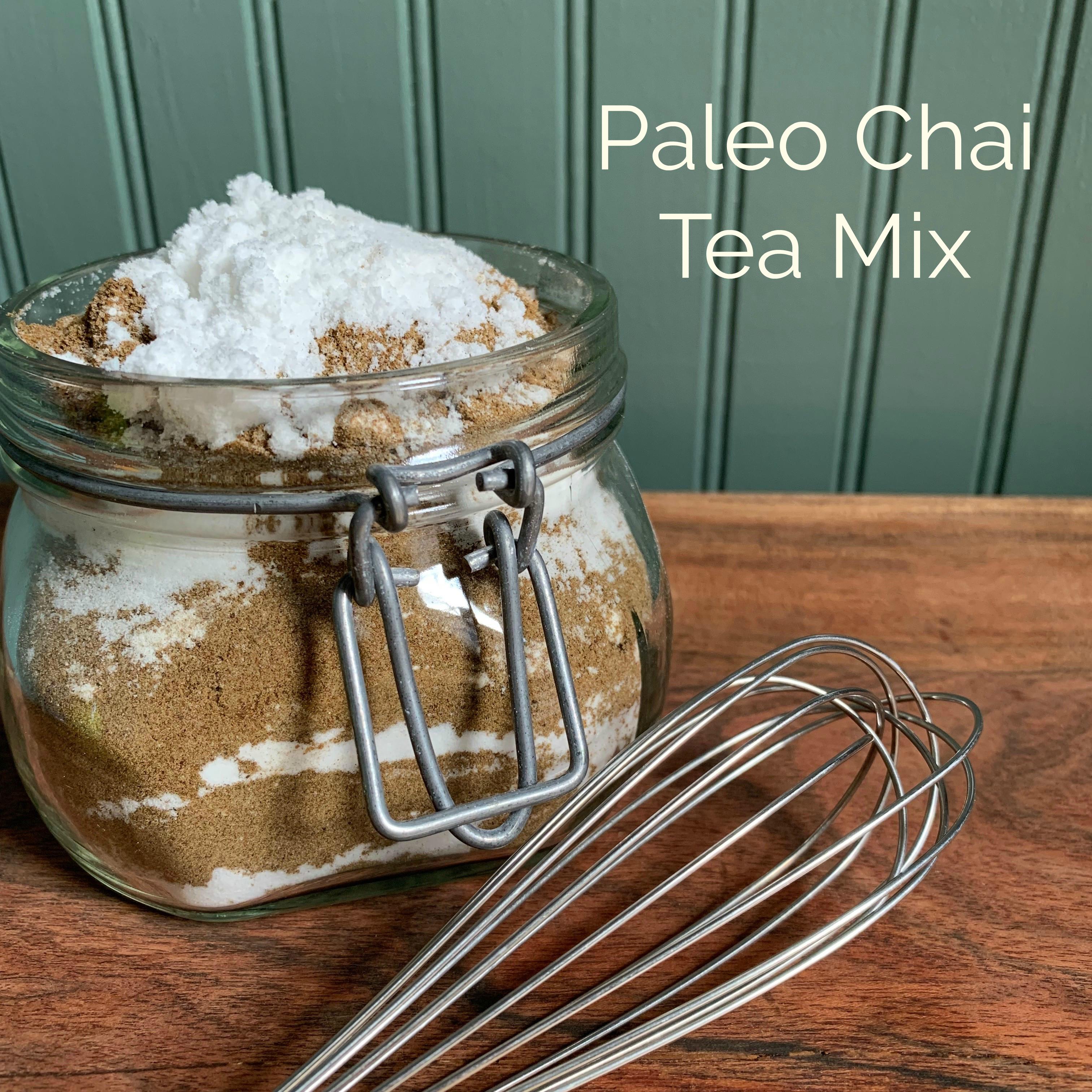 Paleo Chai