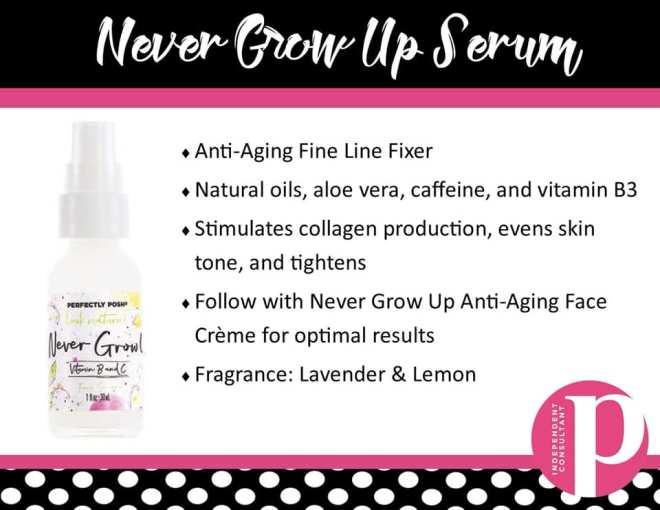 Never Grwo Up Serum