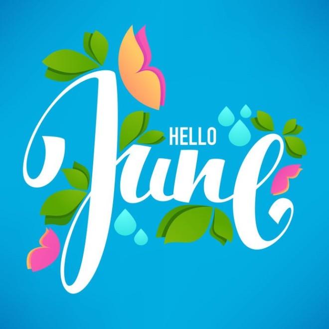 Hello June! | Sam Eats Her Nutrients