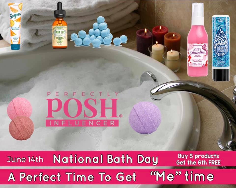 national bath day june 14
