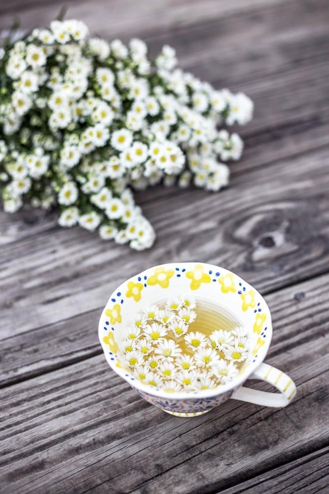 daisy tea