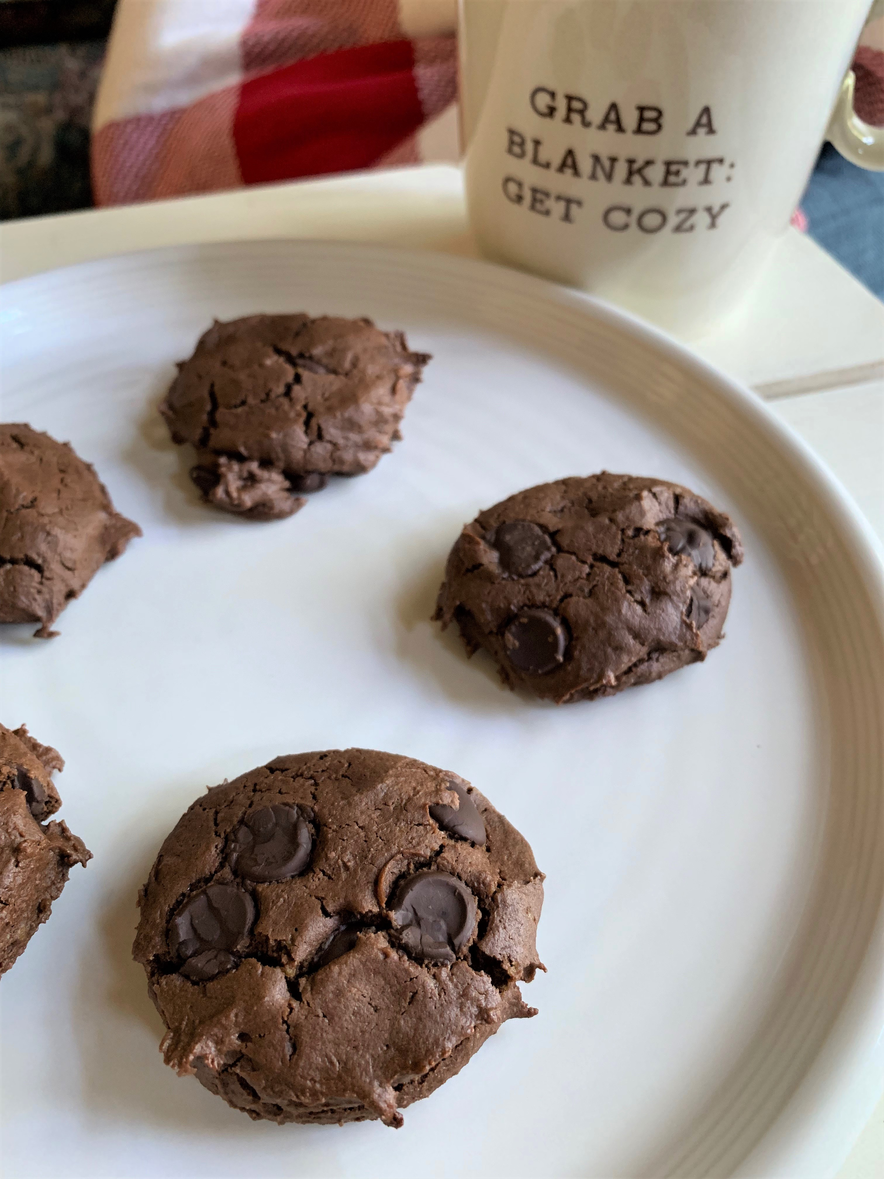 Chocolate Chocolate Cookies 2