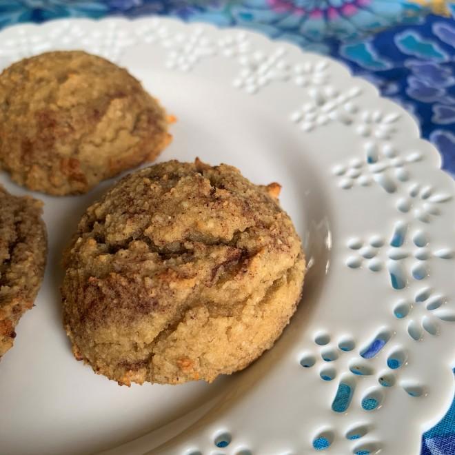 Cinnamon Swirl Banana Cookies 2