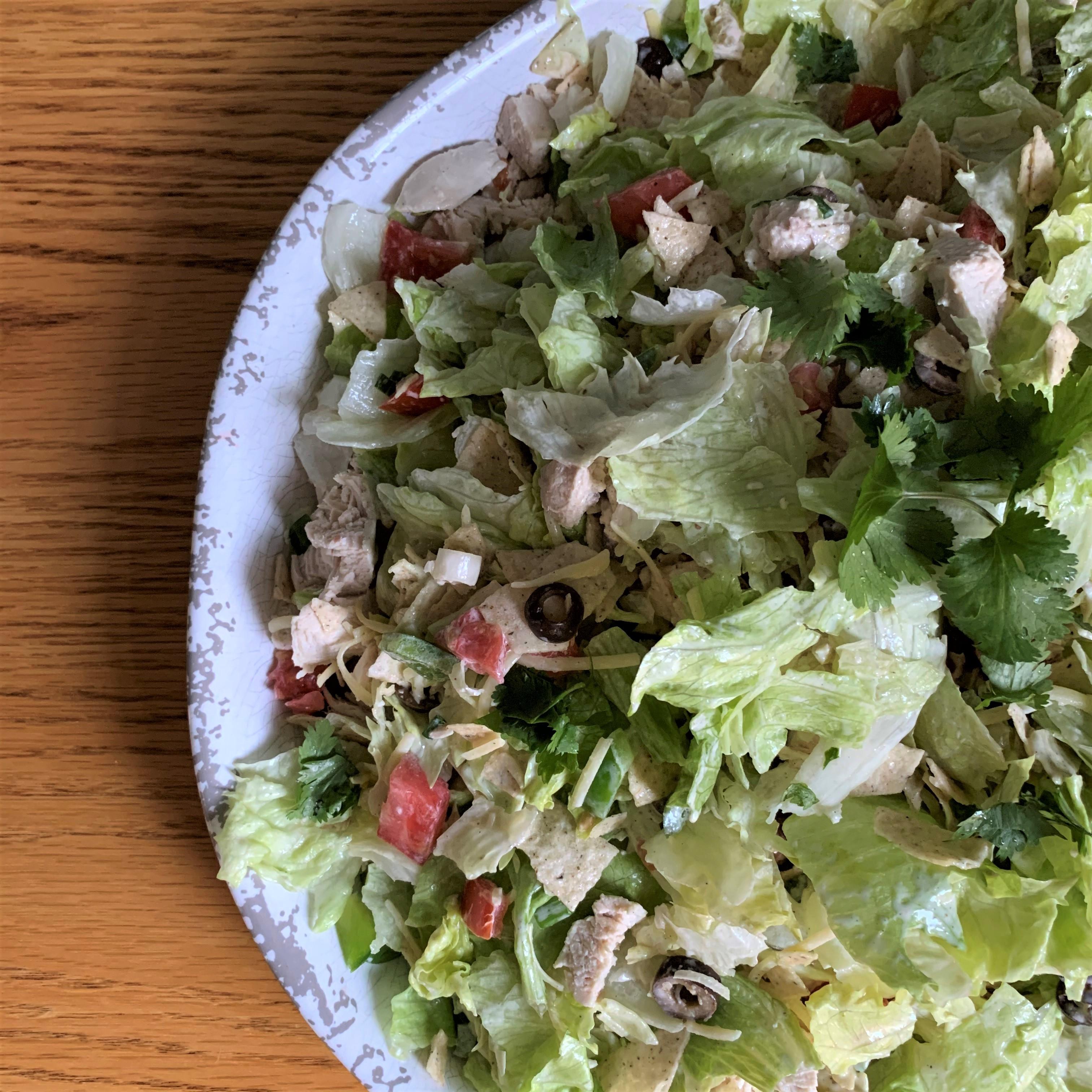 Taco Salad 12