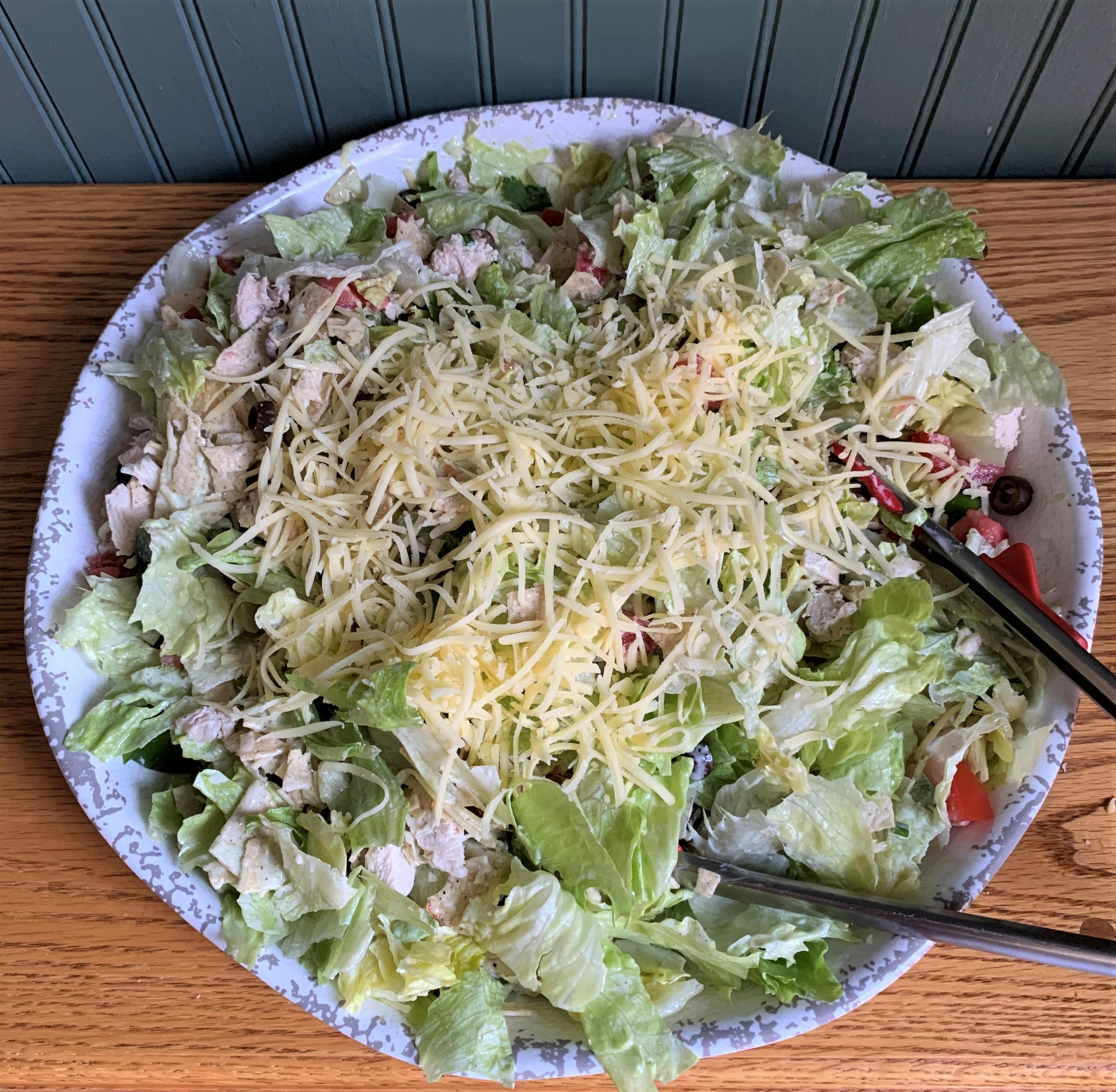 Taco Salad 13